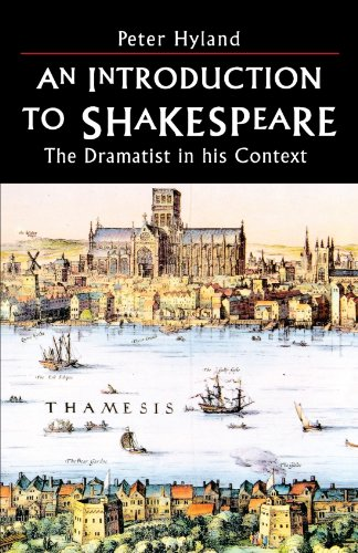 9780312162764: An Introduction to Shakespeare: The Dramatist in His Context