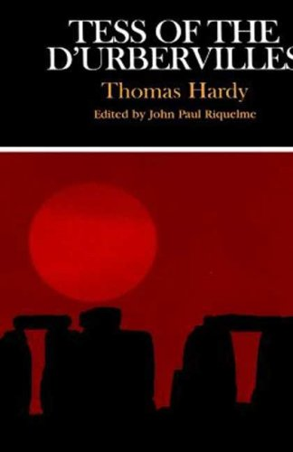 literary criticism essays on thomas hardy