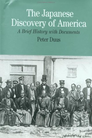 9780312163785: The Japanese Discovery of America (Bedford Series in History & Culture)