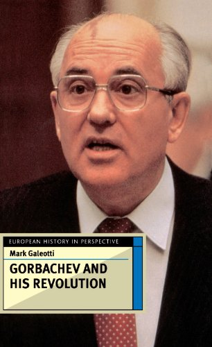 9780312164829: Gorbachev and His Revolution (European History in Perspective)