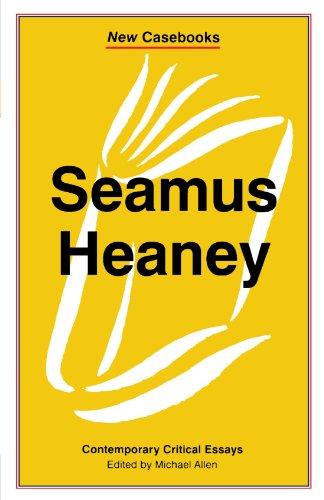 9780312165031: Seamus Heaney