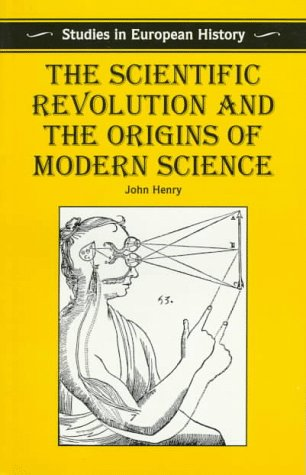 9780312165406: The Scientific Revolution and the Origins of Modern Science (Studies in European History)