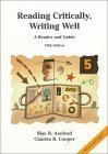 9780312167165: Reading Critical, Writing Well: A Reader and Guide
