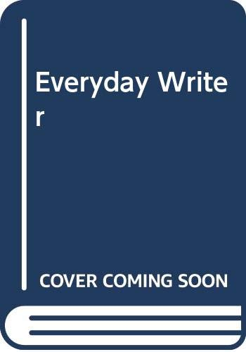 9780312167295: Everyday Writer
