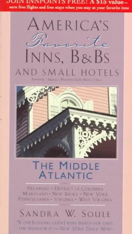 America's Favorite Inns, B&B's & Small Hotels : Middle