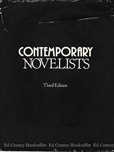 9780312167660: Contemporary Novelists.