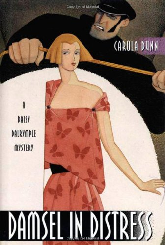 Damsel In Distress ***SIGNED***: Carola Dunn