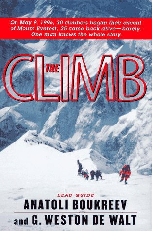 9780312168148: The Climb: Tragic Ambitions on Everest