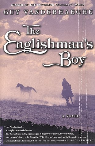 9780312168230: The Englishman's Boy