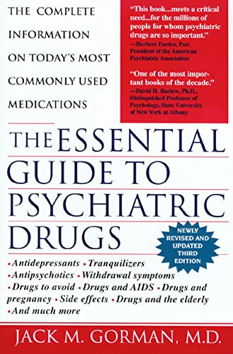 9780312168247: The Essential Guide to Psychiatric Drugs, Revised
