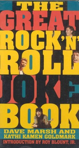 9780312168599: The Great Rock 'N' Roll Joke Book