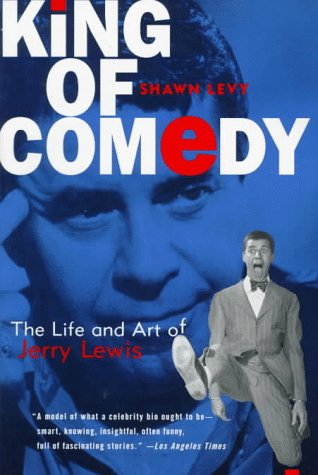 9780312168780: King of Comedy: The Life and Art of Jerry Lewis
