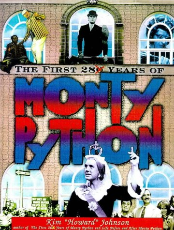 9780312169336: The First 28 Years of Monty Python, Revised Edition