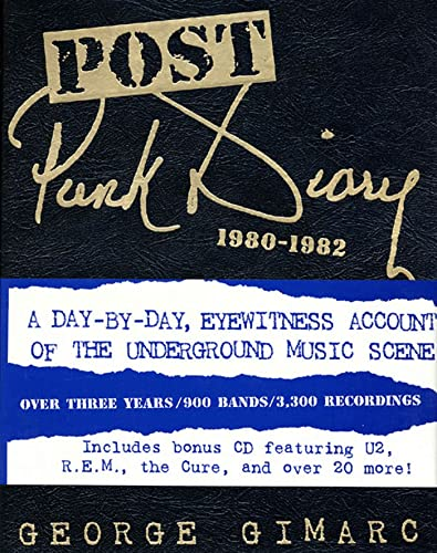 9780312169688: Post Punk Diary: 1980-1982