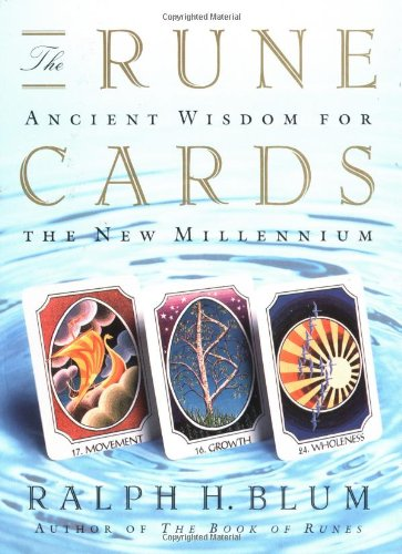 9780312169923: The Rune Cards: Ancient Wisdom For the New Millennium