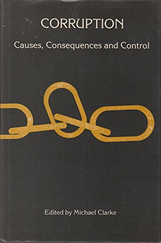 9780312170073: Corruption: Causes, Consequences, and Control