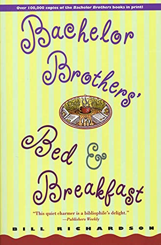 9780312171834: Bachelor Brothers' Bed & Breakfast