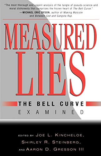 9780312172282: Measured Lies: The Bell Curve Examined