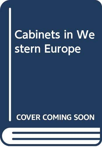 9780312172718: Cabinets in Western Europe