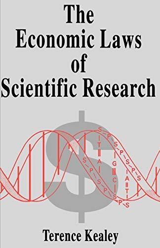 9780312173067: The Economic Laws of Scientific Research