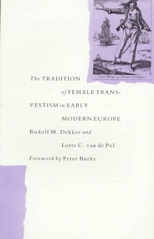 9780312173340: The Tradition of Female Transvestism in Early Modern Europe