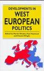 9780312173395: Developments in West European Politics