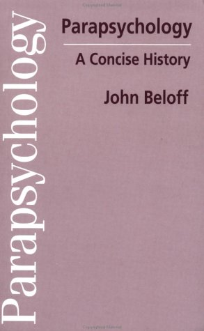 9780312173760: Parapsychology: A Concise History