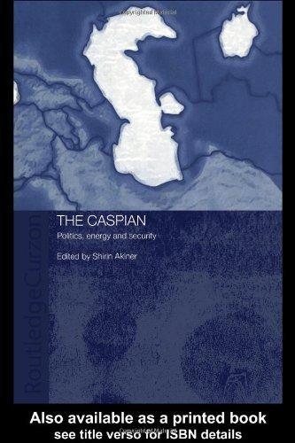 9780312173814: The Caspian: Politics, Energy, Security