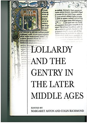 9780312173883: Lollardy and the Gentry in the Later Middle Ages