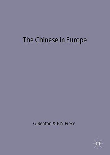 9780312175269: The Chinese in Europe
