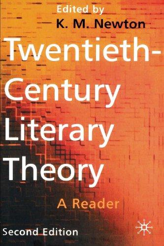 9780312175894: Twentieth-Century Literary Theory: A Reader