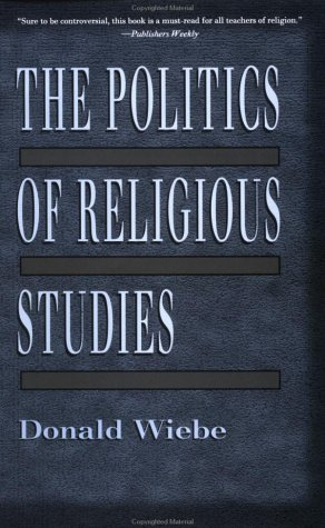 9780312176969: The Politics of Religious Studies