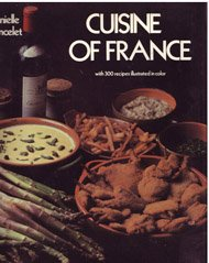 Cuisine of France (First Edition)