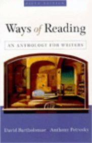 9780312178932: Ways of Reading: An Anthology for Writers