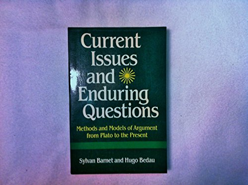 9780312179243: Current Issues and Enduring Questions