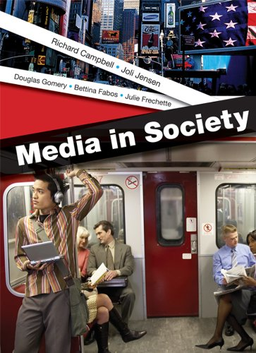 9780312179861: Media in Society: A Brief Introduction