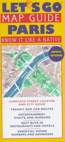 Let's Go Map Guide: Paris: VanDam (Firm)