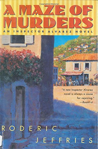9780312181352: A Maze of Murders: An Inspector Alvarez Novel (Inspector Alvarez Novels)