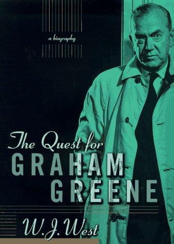 9780312181611: Quest for Graham Greene