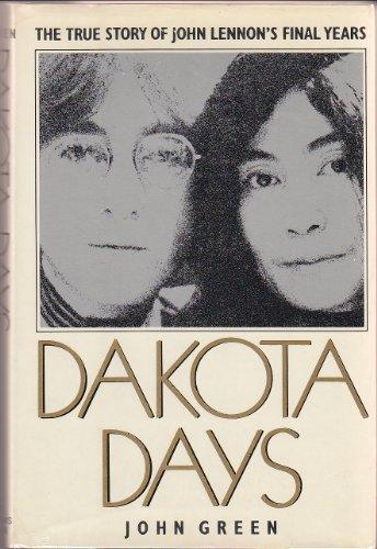 Dakota Days: John Green