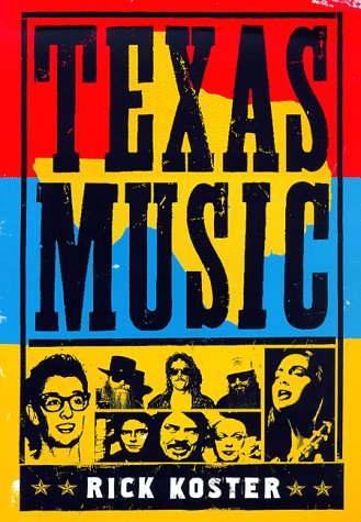 9780312181932: Texas Music