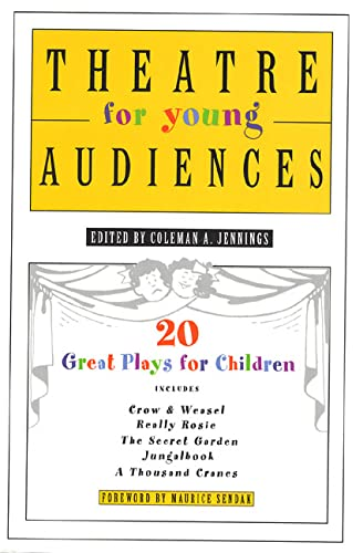 9780312181949: Theatre for Young Audiences: 20 Great Plays for Children