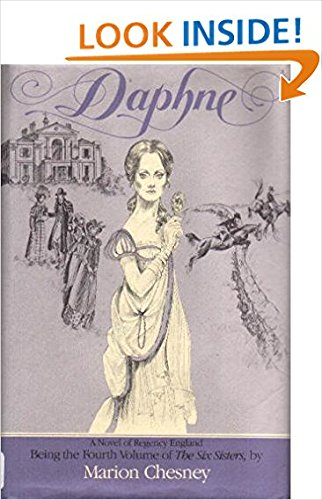 Daphne, Volume Four of the Six Sisters