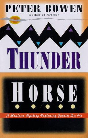 9780312183035: Thunder Horse