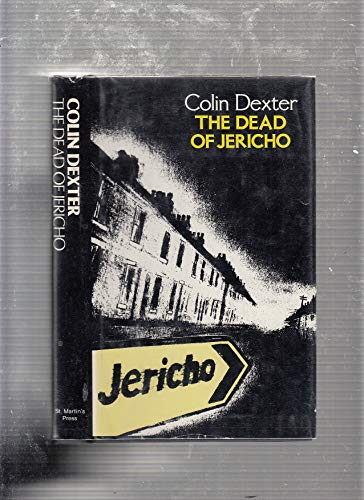 9780312185114: The Dead of Jericho