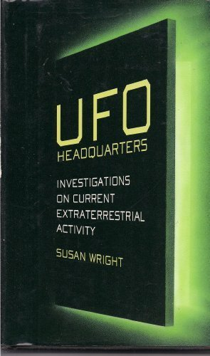 9780312185305: UFO Headquarters : An Investigation on Current Extraterrestrial Activity