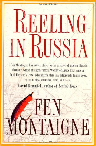 9780312185954: Reeling In Russia: An American Angler In Russia