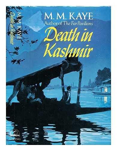 9780312186173: Death in Kashmir
