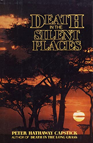 Death in the Silent Places -- SIGNED by author -- #303 of Limited Edition -- Dark Green Leather: ...