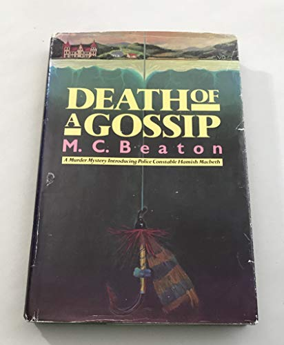 9780312186371: Death of a Gossip (Hamish Macbeth Mystery)